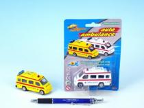 MIKRO TRADING Mikro Trading Auto ambulance 7cm