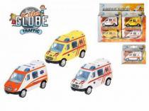 MIKRO TRADING Mikro Trading Auto Ambulance 8cm