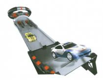 MEGABLOKS Need for Speed Porsche Turbo, Camaro SS s volantem