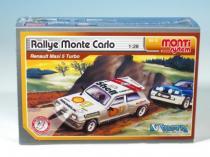 VISTA Stavebnice Monti 23 Rallye Monte Carlo 1:28