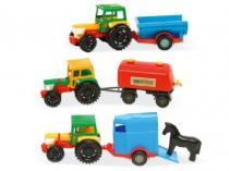 WADER Traktor s příslušenstvím