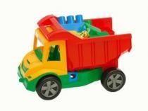 WADER Auto Multitruck s kostkami