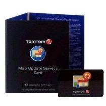 TomTom akualizace map po dobu 12 měsíců (9SDA.001.01)