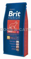 Brit Premium ADULT L 30 kg