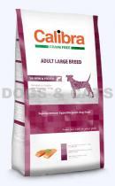 Calibra Dog Grain Free Adult Large Breed Salmon 14 kg