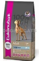 Eukanuba ADULT Large Breed LAMB 12 kg, superprémium
