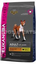Eukanuba ADULT MEDIUM BREED 6 kg