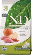 N&D Grain Free DOG Adult Boar & Apple 24 kg