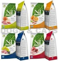 N&D Grain Free DOG Adult Multipack 4x 2,5 kg