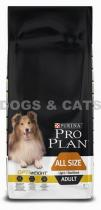 PRO PLAN Dog All Size ADULT Light/Sterilised 6 kg