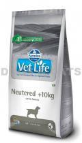 Vet Life dog Neutered >10 kg 20 kg