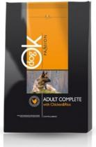 OK Dog Passion Adult Complet Chicken Rice 12,5kg