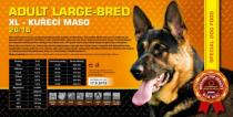 ADULT Large-breed - kuřecí maso 26/16 Váha: 15 Kg