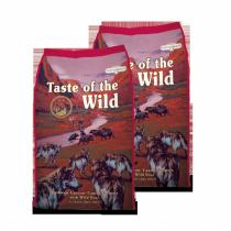 Dvojbalení Taste of the Wild Southwest Canyon Canine 13 kg