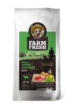Farm Fresh Lamb & Peas Grain Free 15kg