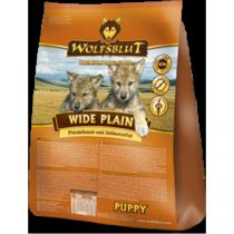 WOLFSBLUT Wide Plain Puppy 15kg