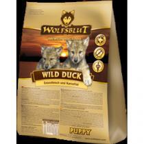 WOLFSBLUT Wild Duck Puppy 7,5kg