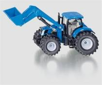 Siku Farmer Traktor Holland s předním nakladačem 1:50