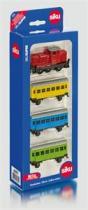 Siku Super Železniční sada lokomotiva