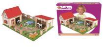 Simba Eichhorn Farma dřevěná