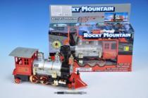 Mikro Trading Lokomotiva 33cm narážecí