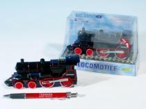 Mikro Trading Lokomotiva kov 15cm