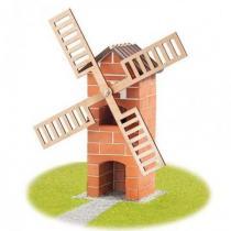 Teifoc Stavebnice Větrný mlýn