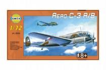 SMěR Aero C3 A/B 1:72 29 5x16 6cm v krabici 34x19x5 5cm