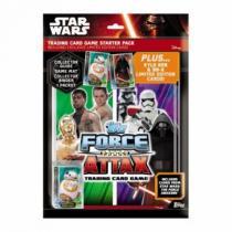 TOPPS Star Wars EP VII.Force Attax základní balíček (1/25)