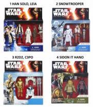 HASBRO Star Wars Epizoda VII Dvojbalení figurek