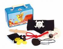 Woody Woody Set v kufříku Piráti