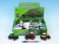 MIKRO TRADING Traktor 8cm
