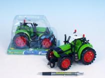 MIKRO TRADING Traktor 16cm na setrvačník