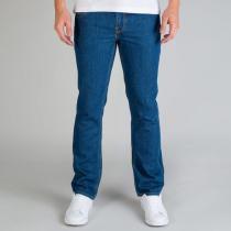 Levis Mens 511 Slim Fit Blue Enzyme Bleach Jeans Denim