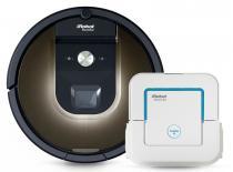iRobot Roomba 980 + Braava jet 240