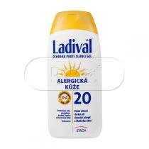 Stada LADIVAL OF20 gel alergická kůže 200ml