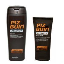 Piz Buin Set sluneční ochrany Allergy Mléko na opalování SPF 50
