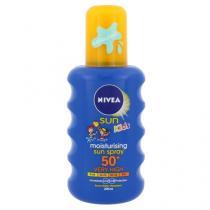 Nivea Sun Kids Coloured Sun Spray SPF50