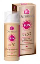 Dermacol Sun voděodolný tónovací fluid SPF50 50 ml
