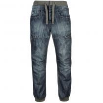 Airwalk Cuffed Jogger Jeans Dark Wash II