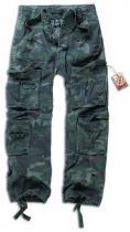 BRANDIT Pure Vintage Trouser Woodland 1003/10