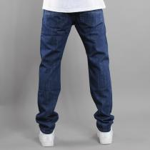 Mass Dope Tapered Fit blue