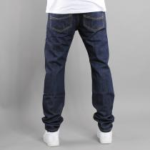 Mass Dope Tapered Fit dark blue