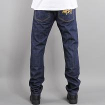 Mass Signature Tapered Fit dark blue