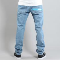 Mass Flip Tapered Fit blue