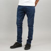 Urban Classics Slim Fit Biker dark blue