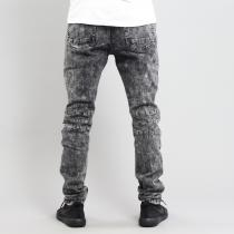 Cayler & Sons ALLDD Paneled acid washed distressed black