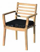 Deokork židle Chesterfield I. (Akácie)