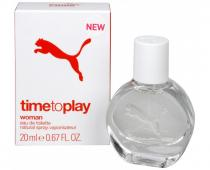 Puma Time To Play Woman 20ml