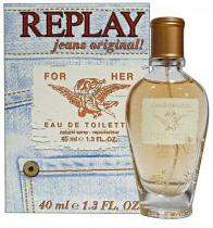 Replay Jeans Original! for Her 40 ml